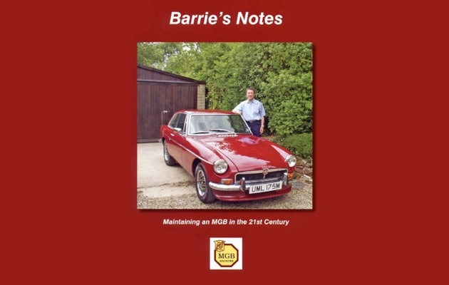 Barries Notes