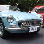 Early MGB