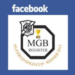 MGB Register Facebook Page