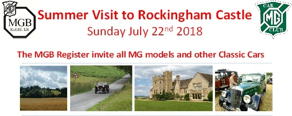 Rockingham 2018 flyer