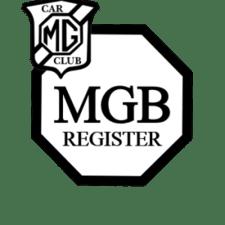 MGB Register Logo