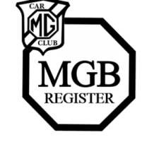 MGB Register Logo