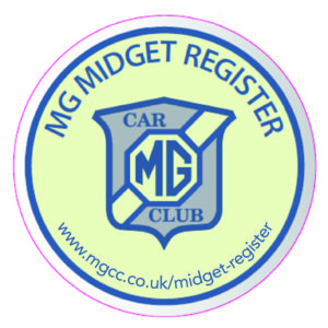 Midget Register Logo