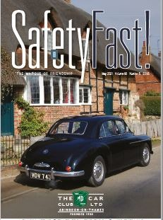 0521 Safety Fast front cover
